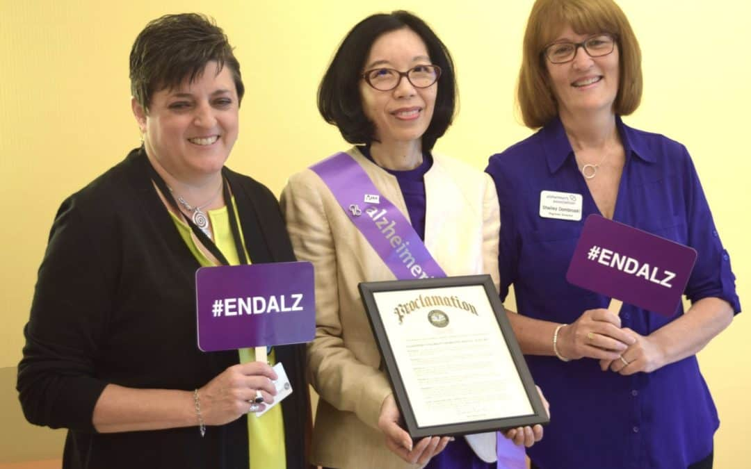 Collabria Care Receives Proclamation from Napa County Board of Supervisors