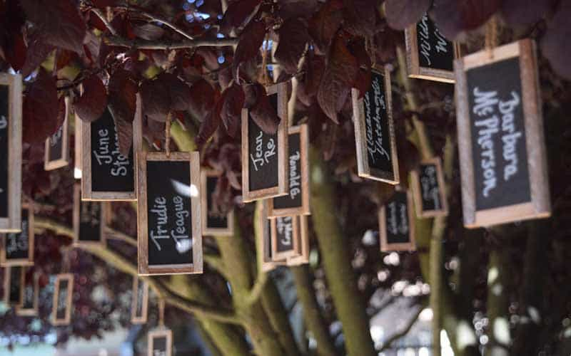 Honoring Loved Ones at the Remembrance Garden