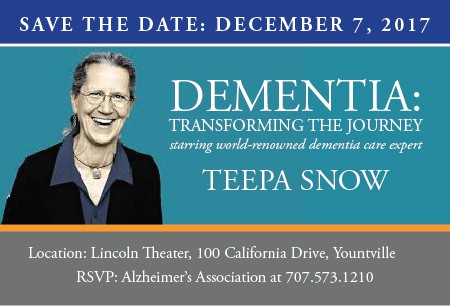 Dementia: Transforming the Journey with Teepa Snow