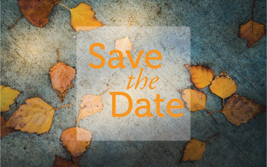 Save The Date: UpValley Village 2018