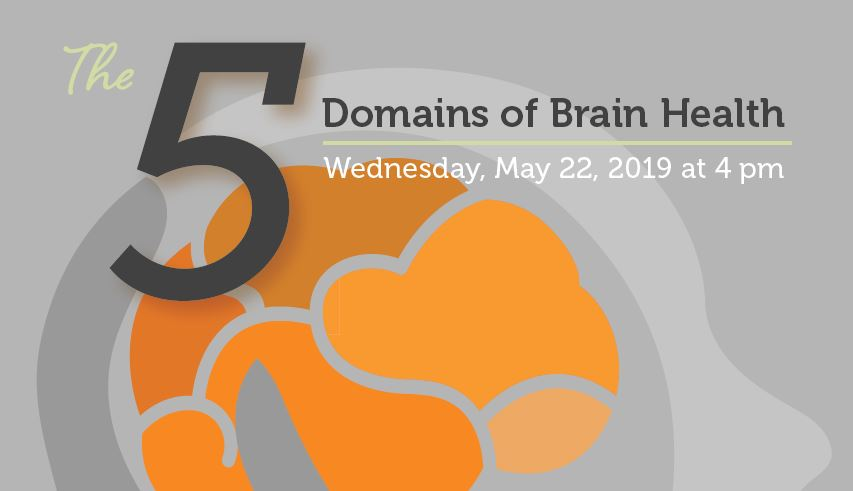 The 5 Domains of Brain Health