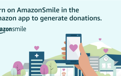 Amazon Smile App Now Available